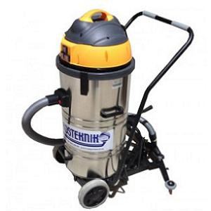 Vacuum cleaner with 3stepsx1000W, 77L tank