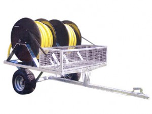 Hose trolley 200m 3/4