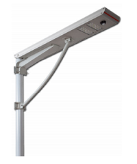 Street light solar LED 30W with sensor