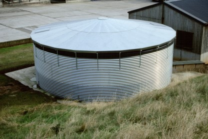Biogas equipment for methane gas to electricity and heating