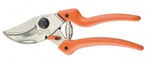 Bypass pruning shears 9107, 22mm opening