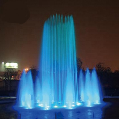 Musical fountain water height 4.0-0.6 m, 3000x380 mm