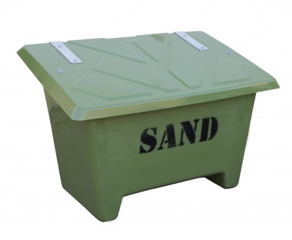 Sandbox 250liter gray 1010x630x670 mm, 16kg