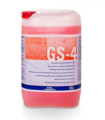 Glass cleaner GS-4 25 litter