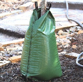 Watering bags for recently planted trees and bushes 56 liter/bag, price /item