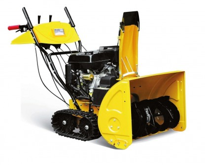 Snowblower for professionals 11 hk